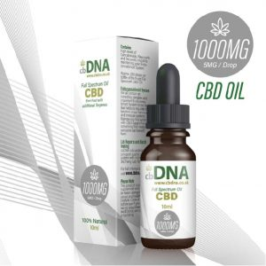 cbDNA 1000MG CBD Oil