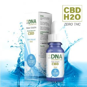 cbDNA 500mg Water Soluble CBD