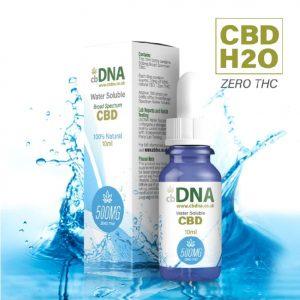 cbDNA 500mg Water Soluble CBD